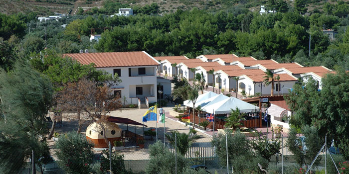 residence sole mare vieste