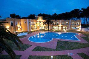 Hotel San Menaio sul Mare