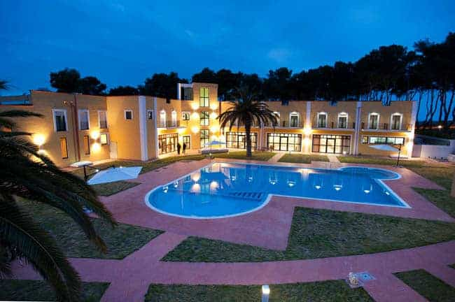 Orchidea blu village san menaio hotel sul mare gargano 4 for Piscinas merino