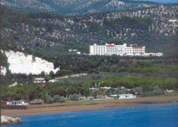 panorama centro soggiorno hotel gargano