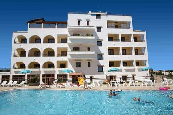 Hotel Vieste Sul Mare Mezza Pensione