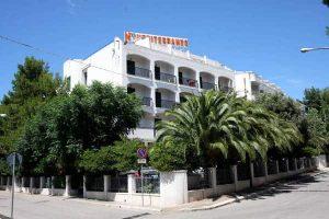 hotel mediterraneo 4 stelle vieste
