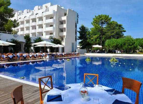 Hotel Rimini  Stelle Con Piscina Pensione Completa