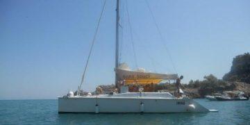 barca vela gargano