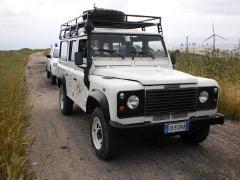 jeep safari gargano