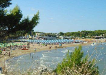Spiaggia Molinella Vieste Gargano