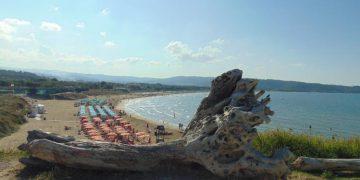 Spiagge Scialmarino Vieste Gargano
