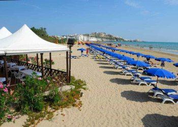Appartamenti con spiaggia privata Pizzomunno Vieste