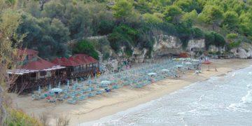 Spiaggia Dietro San Lorenzo Grotta dei Colombi
