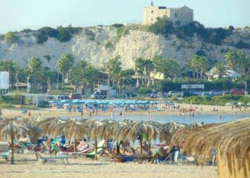 Spiaggia San Lorenzo Vieste